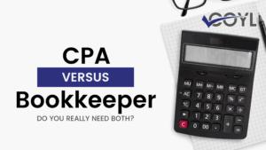 CPA vs Bookkeeper